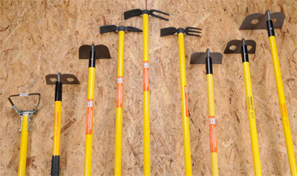 Solid Tools Inc GARDEN HOES WEEDING TOOLS